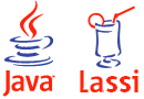 Java and Lassi logo